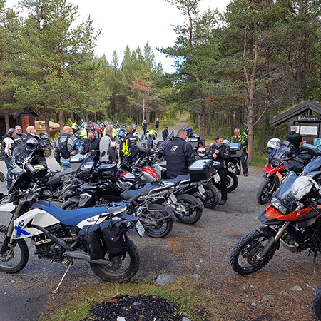 Touringtreffet 2020 Beitostølen : Speed Motorcenter AS